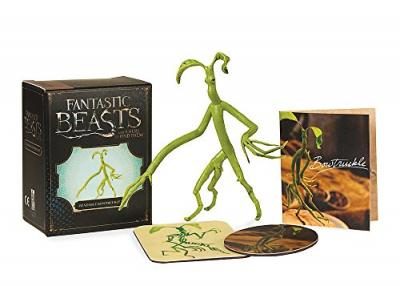 Fantastic Beasts and Where to Find Them: Bendable Bowtruckle (Paperback)
