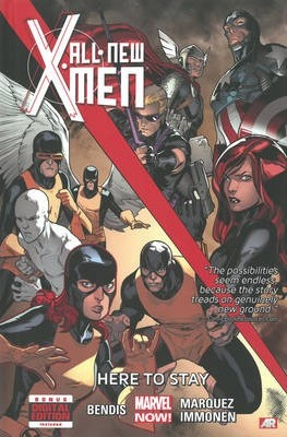 All-New X-Men: Here to Stay (Marvel Now) Volume 2