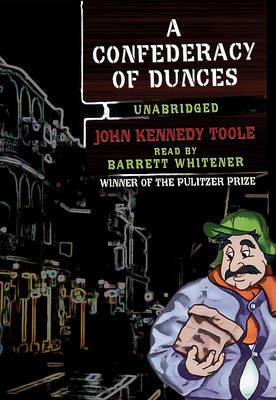A Confederacy of Dunces (CD-Audio)