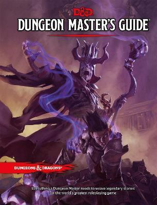 Dungeon Master's Guide (Dungeons & Dragons Core Rulebooks) (Βιβλία με Σκληρό Εξώφυλλο)