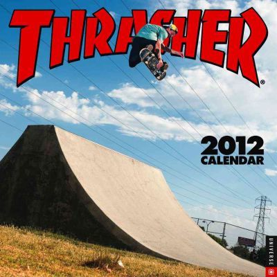 Thrasher 2012 Wall Calendar