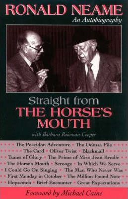 Straight from the Horse's Mouth (Paperback)