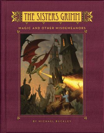 The Sisters Grimm: Bk.5