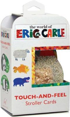 Eric Carle: Touch-and-Feel Stroller Cards (Cards)