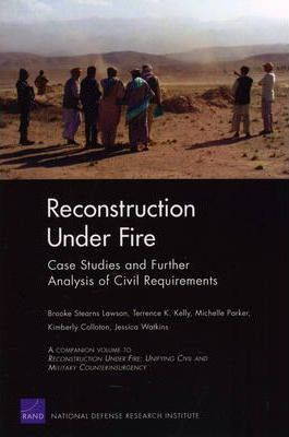 Reconstruction Under Fire