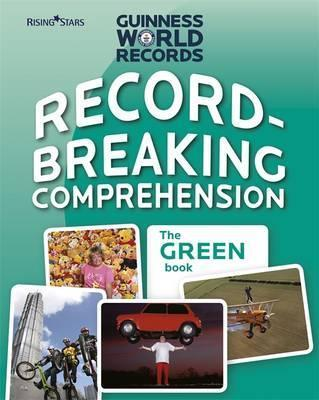 Record Breaking Comprehension Green Book (Paperback)