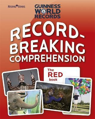 Record Breaking Comprehension Red Book (Paperback)