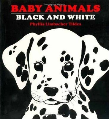 Baby Animals Black And White (Board book)