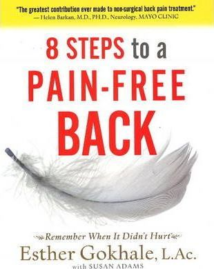 8 Steps to a Pain-free Back (Paperback)