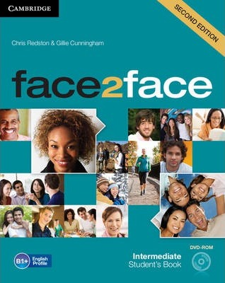 face2face Intermediate Student's Book with DVD-ROM (Смесени медии)