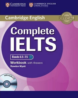 Complete IELTS Bands 6.5-7.5 Workbook with Answers with Audio CD