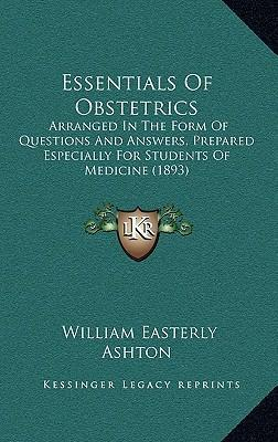 Essentials of Obstetrics
