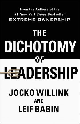 The Dichotomy of Leadership (Cietie vāki)