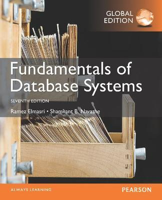 Fundamentals of Database Systems, Global Edition (Mixed media product)