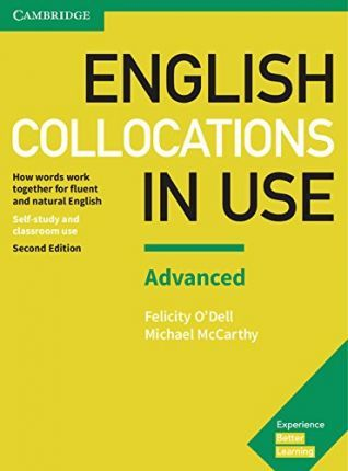 English Collocations in Use Advanced Book with Answers (Paperback)