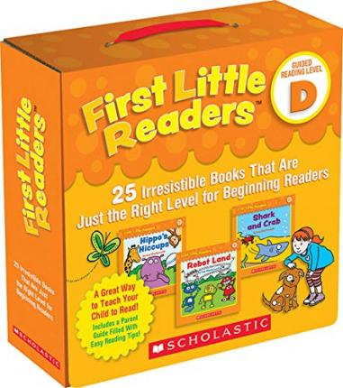First Little Readers Parent Pack: Guided Reading Level D (Paperback)