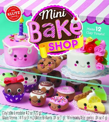 Mini Bake Shop (Mixed media product)