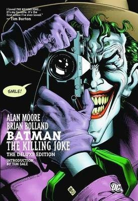 Batman The Killing Joke, Deluxe Edition (Hardback)
