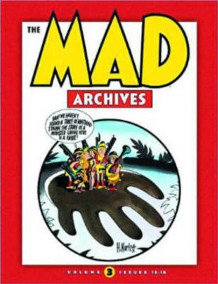Mad Archives: Vol. 3