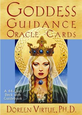 Goddess Guidance Oracle Cards (Cards)