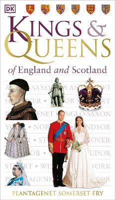 Book: Kings & Queens of England and Scotland