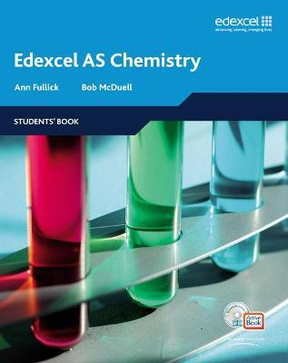 Edexcel A Level Science: AS Chemistry: Students' Book with ActiveBook