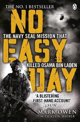 No Easy Day (Paperback)