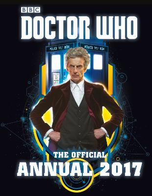 Doctor Who: The Official Annual 2017 (Βιβλία με Σκληρό Εξώφυλλο)