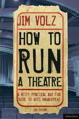 How to Run a Theatre (Paperback)