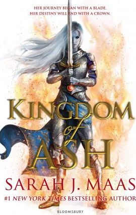 Kingdom of Ash (Mehke platnice)