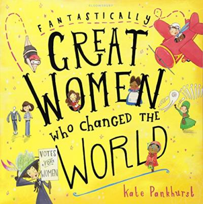 Fantastically Great Women Who Changed The World (Βιβλία τσέπης)