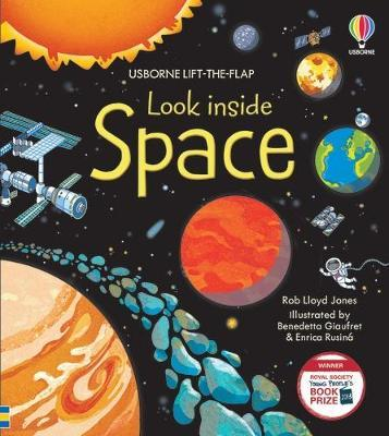 Look Inside Space (Tapa dura)