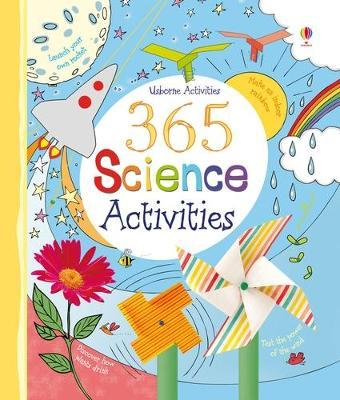 365 Science Activities by Various