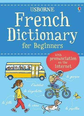 French Dictionary For Beginners (Меки корици)