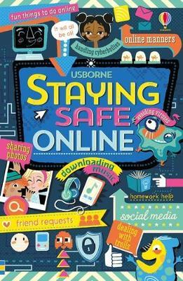Staying Safe Online (Mīkstie vāki)