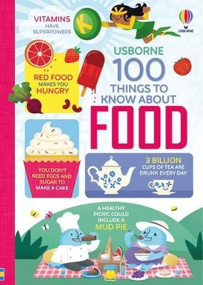 100 Things to Know About Food (Hardback)