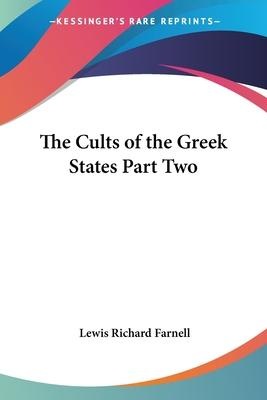 The Cults of the Greek States Part Two