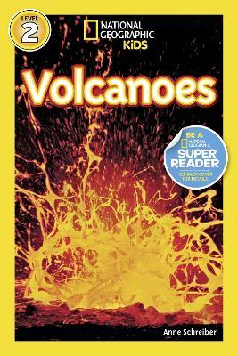 National Geographic Kids Readers: Volcanoes (Paperback)
