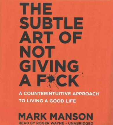 The Subtle Art of Not Giving a F*ck (CD-Audio)