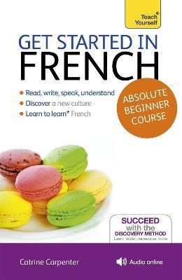 Get Started in French Absolute Beginner Course (Mixed media product)
