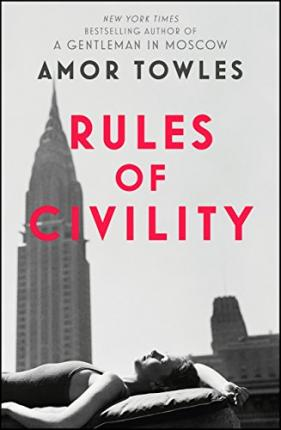 Rules of Civility (Paperback)