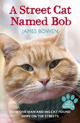 A Street Cat Named Bob (Paperback)