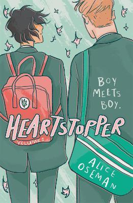 Heartstopper Volume One (Mīkstie vāki)