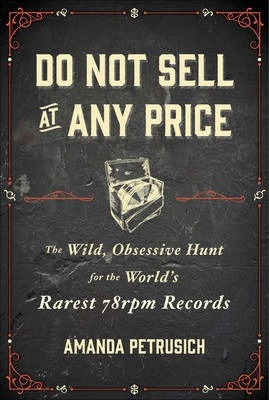 Do Not Sell At Any Price (Hardback)