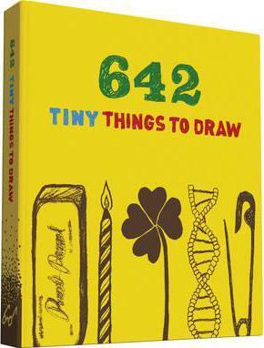 642 Tiny Things to Draw (Notebook / blank book)