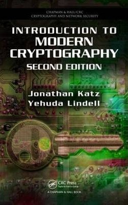 Introduction to Modern Cryptography (Hardback)