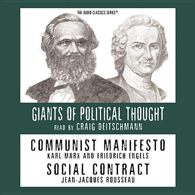 Communist Manifesto and Social Contract