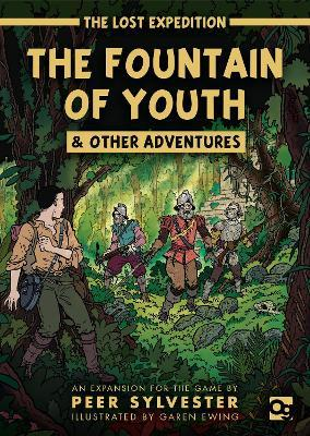 The Lost Expedition: The Fountain of Youth & Other Adventures (Spēle)