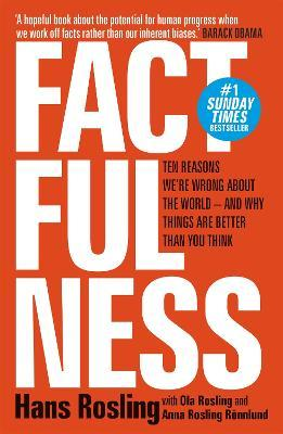 Factfulness (Mīkstie vāki)