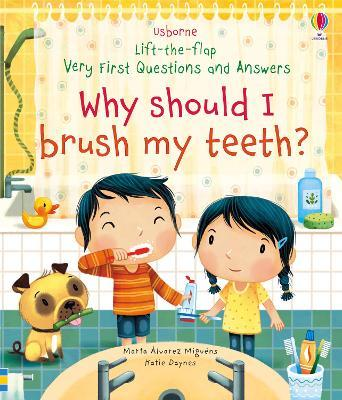 Why Should I Brush My Teeth? by Katie Daynes